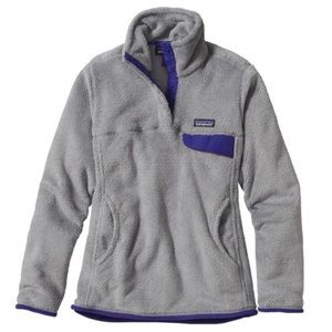 Grey Patagonia Women's Pullover